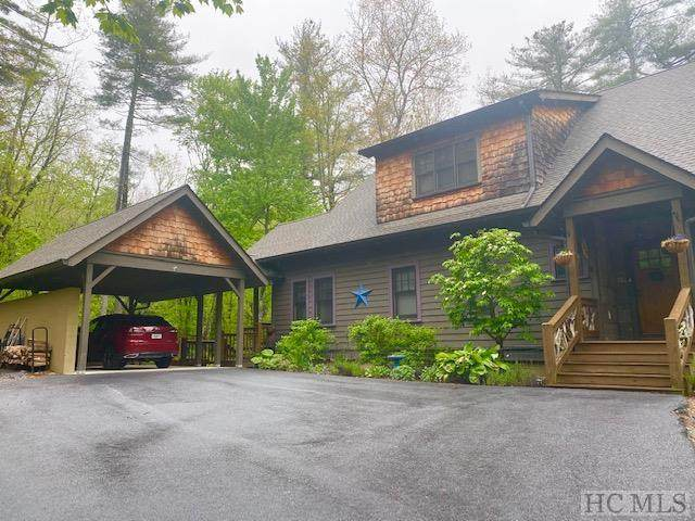 1091 W Christy Trail, Sapphire, NC 28774 (MLS #96485) :: Berkshire Hathaway HomeServices Meadows Mountain Realty