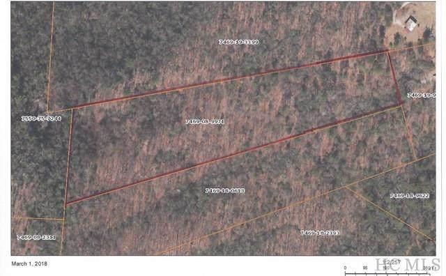 TBD Black Rock Knoll, Highlands, NC 28741 (MLS #96704) :: Pat Allen Realty Group