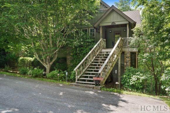 133-B Portland Ridge B, Cashiers, NC 28717 (MLS #96845) :: Pat Allen Realty Group