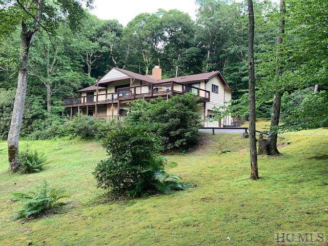 331 Crawford Road, Highlands, NC 28744 (MLS #97100) :: Berkshire Hathaway HomeServices Meadows Mountain Realty