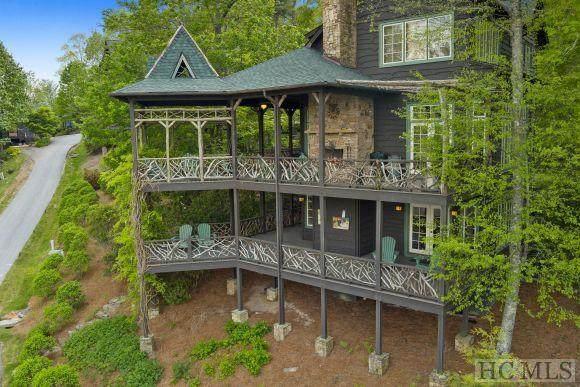 46 High Hammock Way, Cashiers, NC 28717 (MLS #97526) :: Berkshire Hathaway HomeServices Meadows Mountain Realty
