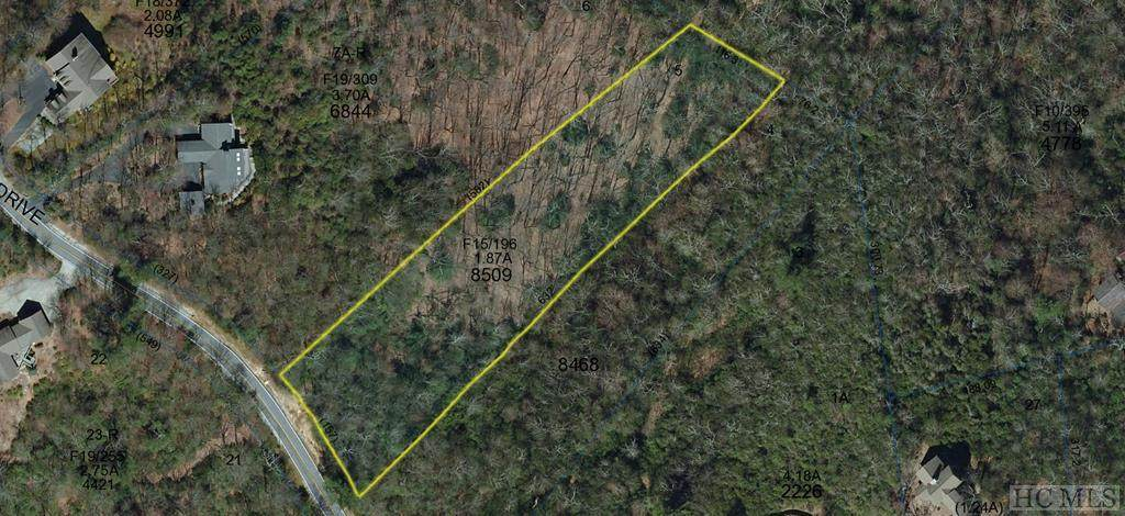 Lot 5 Toxaway Drive - Photo 1