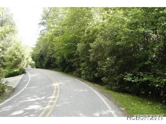 Lot 176A Moorewood Road, Highlands, NC 28741 (MLS #97742) :: Berkshire Hathaway HomeServices Meadows Mountain Realty
