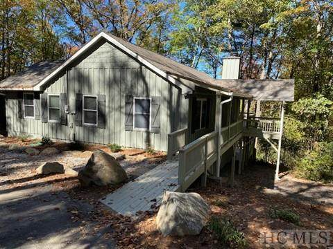 2592 Upper Whitewater Drive, Sapphire, NC 28774 (#97755) :: High Vistas Realty