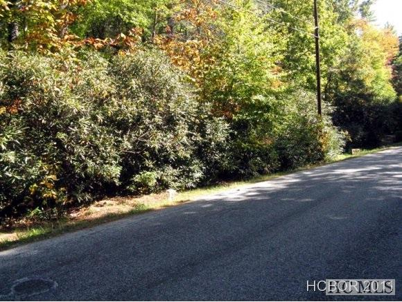 Lot 4 Bowery Road, Highlands, NC 28741 (MLS #74041) :: Berkshire Hathaway HomeServices Meadows Mountain Realty