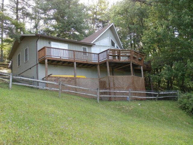 510 Caribou Mountain Road, Cullowhee, NC 28723 (MLS #80441) :: Berkshire Hathaway HomeServices Meadows Mountain Realty