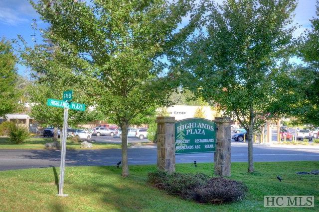 103 Dillard Road, Highlands, NC 28741 (MLS #80527) :: Berkshire Hathaway HomeServices Meadows Mountain Realty