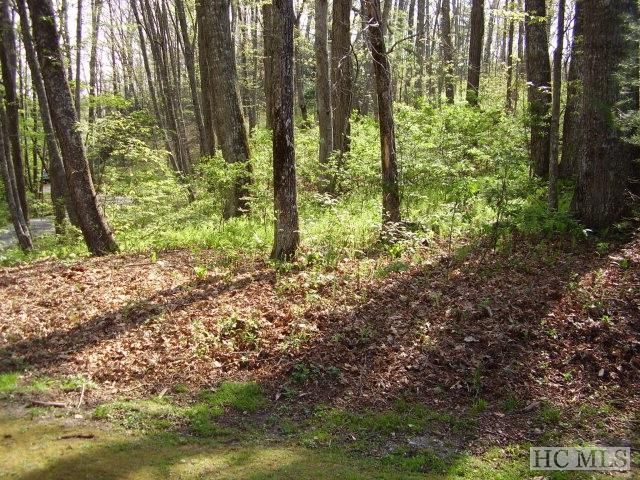 Lot 12 Glen Pointe, Cullowhee, NC 28723 (MLS #81650) :: Berkshire Hathaway HomeServices Meadows Mountain Realty