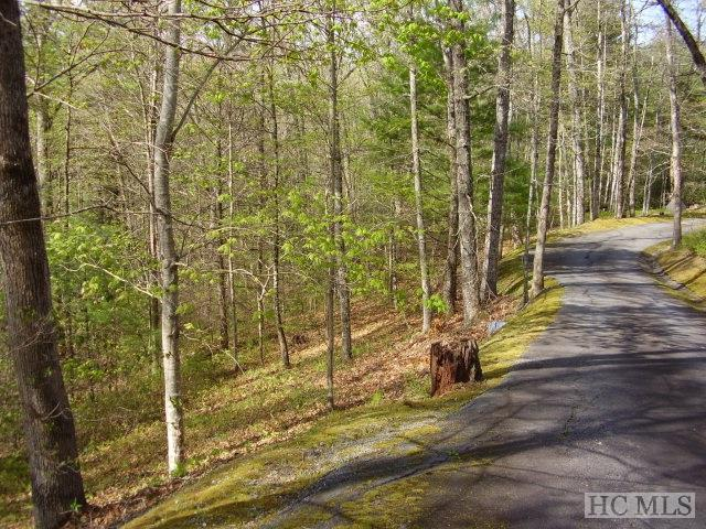 Lot 13 Glen Pointe, Cullowhee, NC 28723 (MLS #81652) :: Berkshire Hathaway HomeServices Meadows Mountain Realty