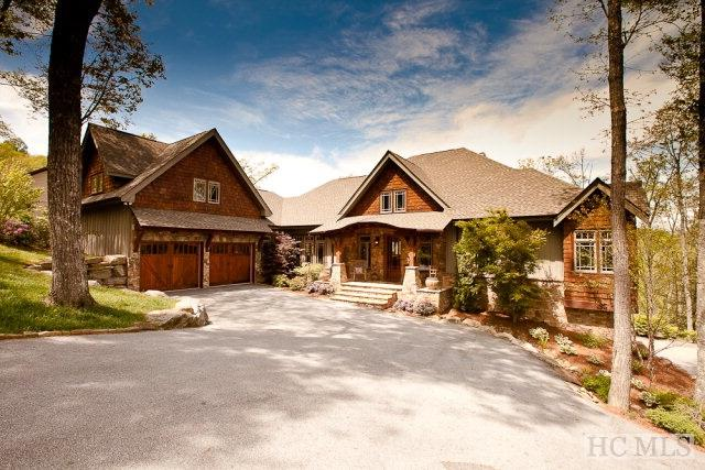 159 Highlands Point Road, Highlands, NC 28741 (MLS #81664) :: Berkshire Hathaway HomeServices Meadows Mountain Realty