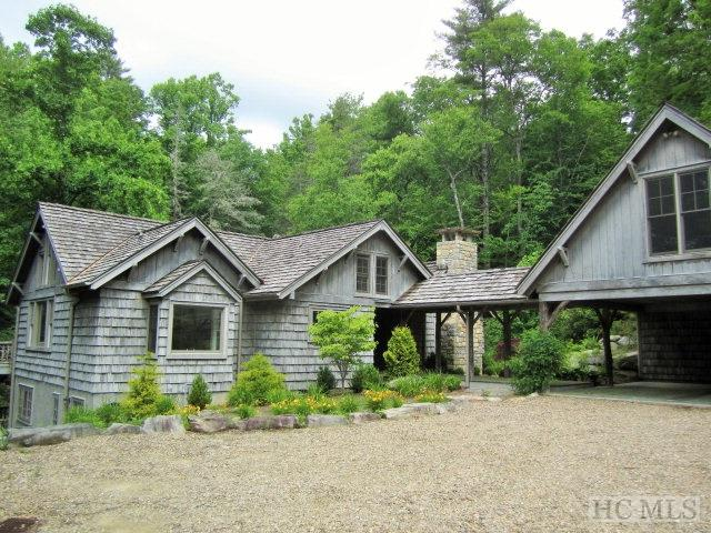 426 Wild River Road, Cashiers, NC 28717 (MLS #82676) :: Berkshire Hathaway HomeServices Meadows Mountain Realty