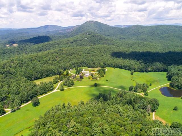1534* Silver Run Road, Cashiers, NC 28717 (MLS #83345) :: Berkshire Hathaway HomeServices Meadows Mountain Realty