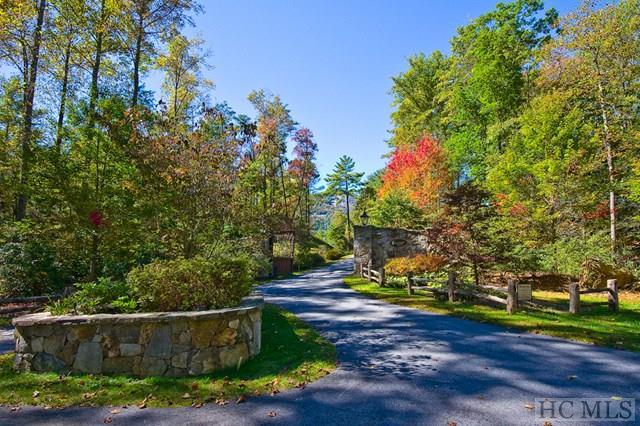 Lot E8 Whiteside Cove Road, Cashiers, NC 28717 (MLS #84544) :: Lake Toxaway Realty Co