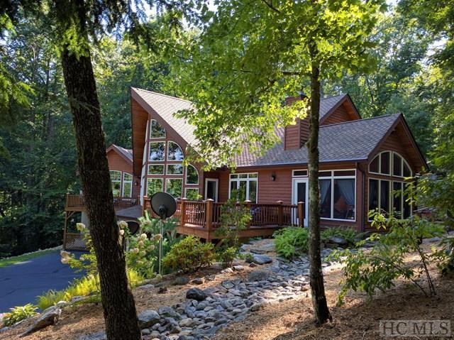 152 Park View Lane, Cullowhee, NC 28723 (MLS #84741) :: Berkshire Hathaway HomeServices Meadows Mountain Realty