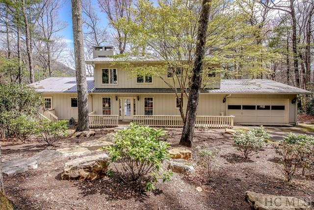 247 North Club Blvd, Lake Toxaway, NC 28747 (MLS #84879) :: Lake Toxaway Realty Co