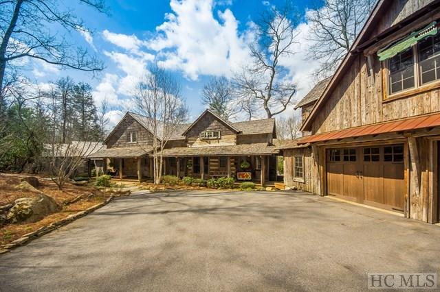 125 Branchwater Trail, Glenville, NC 28736 (MLS #85312) :: Berkshire Hathaway HomeServices Meadows Mountain Realty
