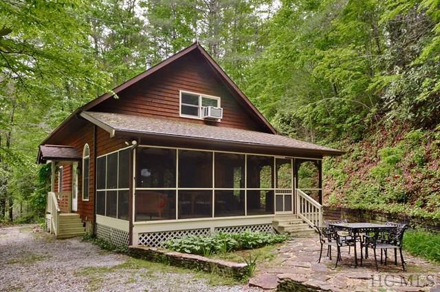 20 Beaver Bridge Road, Cashiers, NC 28717 (MLS #85358) :: Berkshire Hathaway HomeServices Meadows Mountain Realty