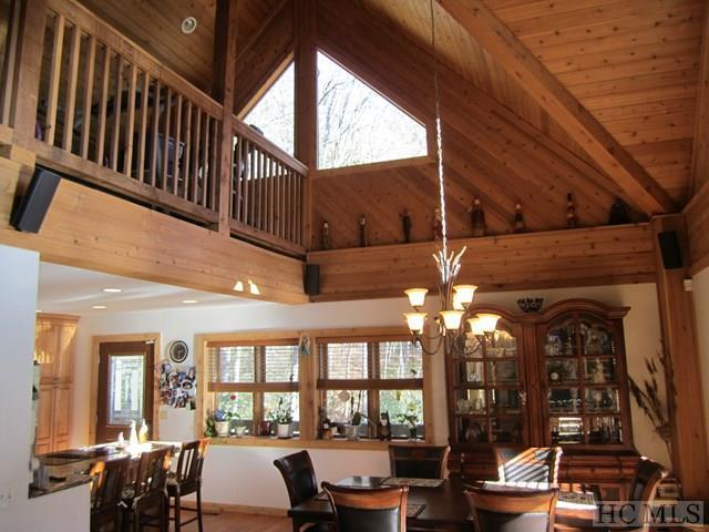 57 Twin Kettle Falls, Glenville, NC 28736 (MLS #85377) :: Berkshire Hathaway HomeServices Meadows Mountain Realty