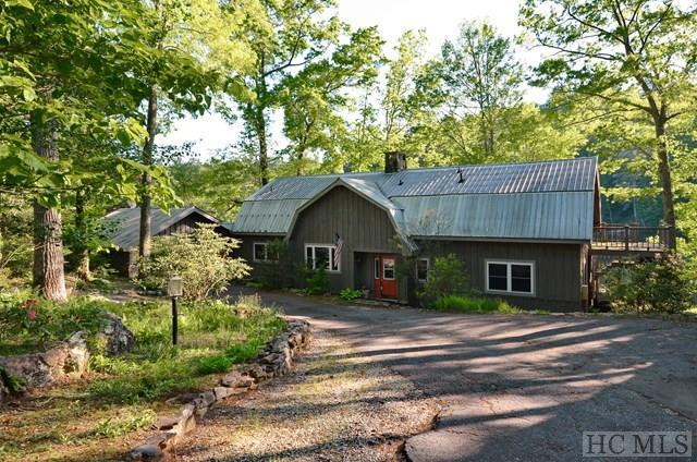 171 East Christy Trail, Sapphire, NC 28774 (MLS #85838) :: Berkshire Hathaway HomeServices Meadows Mountain Realty