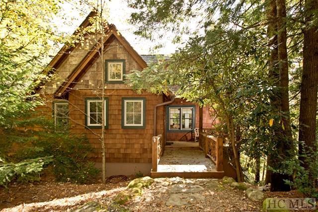 91 Lake Osseroga Drive, Highlands, NC 28741 (MLS #86031) :: Berkshire Hathaway HomeServices Meadows Mountain Realty