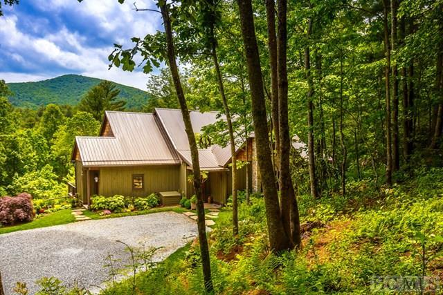 992 Found Forest Road, Cashiers, NC 28717 (MLS #86118) :: Berkshire Hathaway HomeServices Meadows Mountain Realty