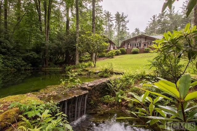 414 Stillmont Circle, Cashiers, NC 28717 (MLS #86407) :: Berkshire Hathaway HomeServices Meadows Mountain Realty