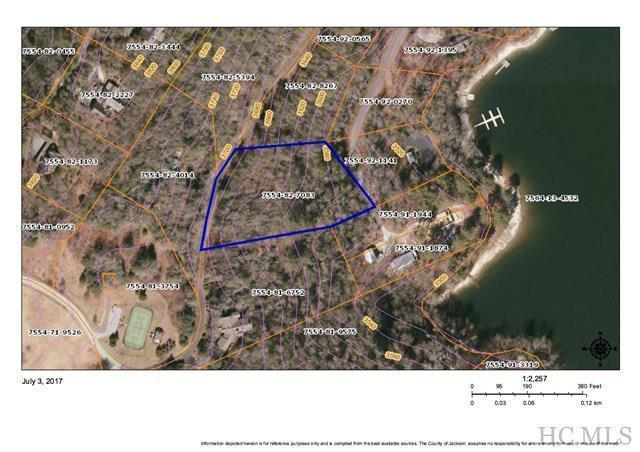 Lot 34 Summer Hill Road, Cullowhee, NC 28723 (MLS #86449) :: Landmark Realty Group