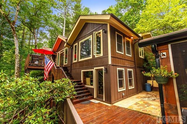 234 Back Nine Lane, Sapphire, NC 28717 (MLS #86459) :: Berkshire Hathaway HomeServices Meadows Mountain Realty