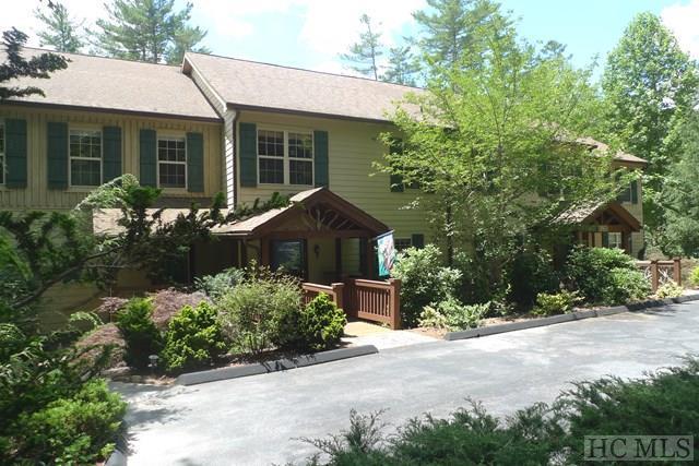 56-C Hampton Glen Lane 56-C, Sapphire, NC 28774 (MLS #86489) :: Berkshire Hathaway HomeServices Meadows Mountain Realty