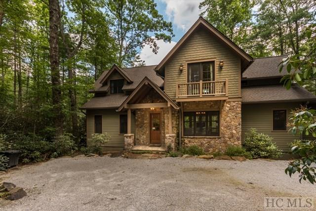 57 Blue Bonnet Way, Cashiers, NC 28717 (MLS #86517) :: Berkshire Hathaway HomeServices Meadows Mountain Realty