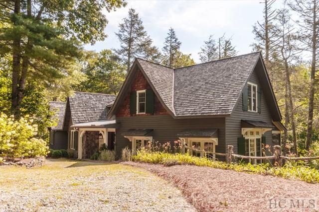 63 Avon Road, Glenville, NC 28736 (MLS #86592) :: Landmark Realty Group