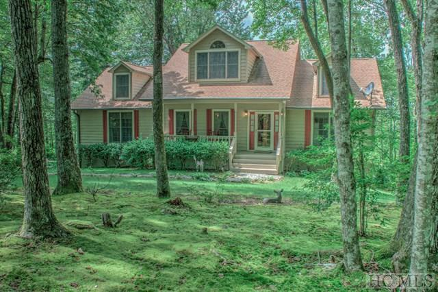 221 Cherokee Circle, Lake Toxaway, NC 28747 (MLS #86597) :: Lake Toxaway Realty Co
