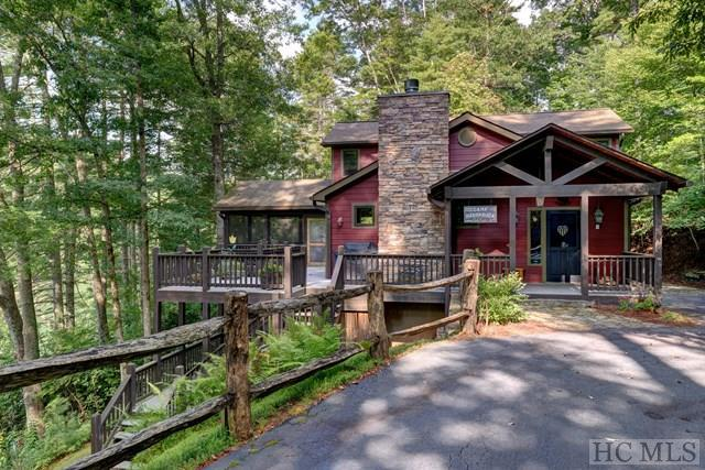 278 Tahala Trail, Cullowhee, NC 28723 (MLS #86819) :: Berkshire Hathaway HomeServices Meadows Mountain Realty