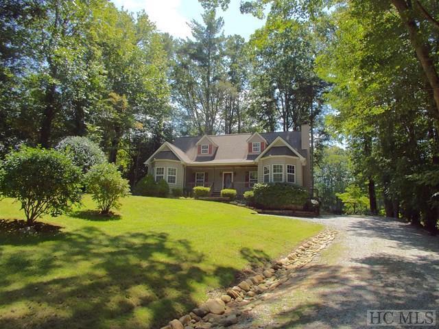 1248 Fairway Drive, Lake Toxaway, NC 28747 (MLS #86830) :: Landmark Realty Group