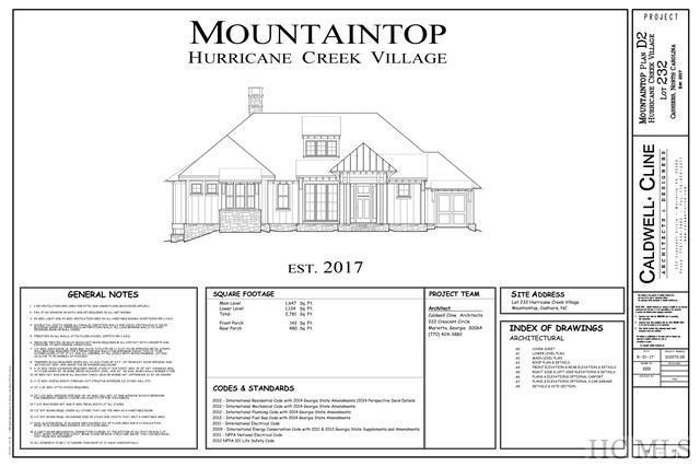 E-232 Blackmont Lane, Cashiers, NC 28717 (MLS #86838) :: Berkshire Hathaway HomeServices Meadows Mountain Realty
