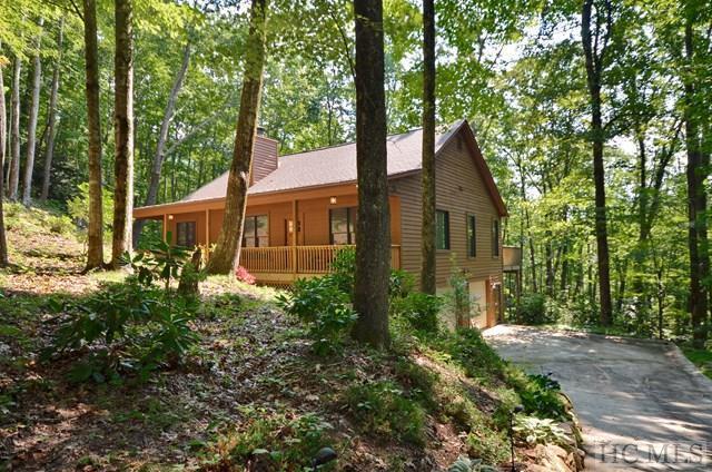 1377 Black Oak Drive, Sapphire, NC 28774 (MLS #86903) :: Landmark Realty Group
