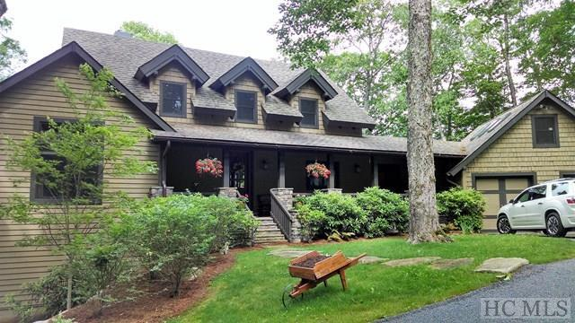 264 Woodland Ridge Road, Highlands, NC 28741 (MLS #86945) :: Berkshire Hathaway HomeServices Meadows Mountain Realty