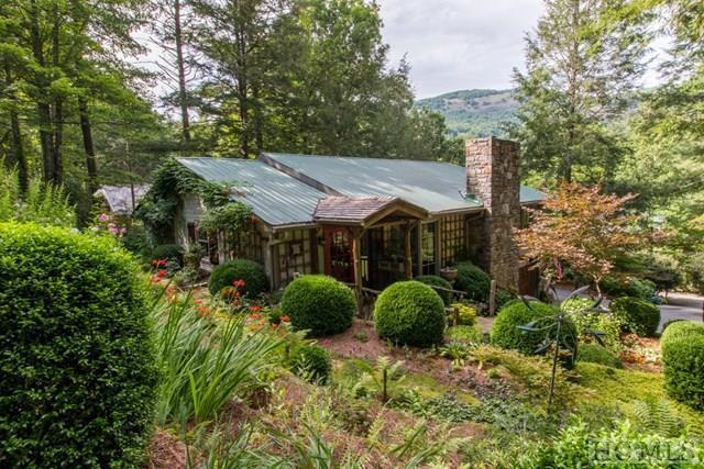 549 Lance Road, Cashiers, NC 28717 (MLS #86952) :: Berkshire Hathaway HomeServices Meadows Mountain Realty