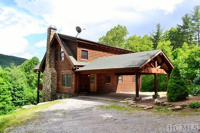 9 Hobnob Lane, Glenville, NC 28736 (MLS #86961) :: Landmark Realty Group