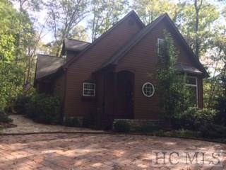 496 Bonnie Drive, Highlands, NC 28741 (MLS #86981) :: Berkshire Hathaway HomeServices Meadows Mountain Realty