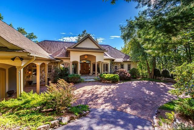 499 Hawk Mountain Road, Lake Toxaway, NC 28747 (MLS #87030) :: Lake Toxaway Realty Co
