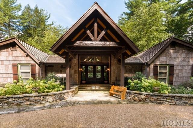 1331 Cherokee Trail, Sapphire, NC 28774 (MLS #87080) :: Lake Toxaway Realty Co