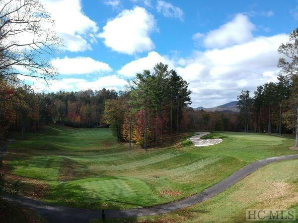 Lot# 197 Links Dr, Cashiers, NC 28717 (MLS #87131) :: Berkshire Hathaway HomeServices Meadows Mountain Realty