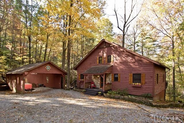359 Chestnut Ridge Road, Highlands, NC 28741 (MLS #87169) :: Berkshire Hathaway HomeServices Meadows Mountain Realty