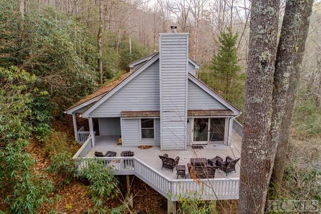 339 Racquet Club Drive, Cashiers, NC 28717 (MLS #87172) :: Lake Toxaway Realty Co