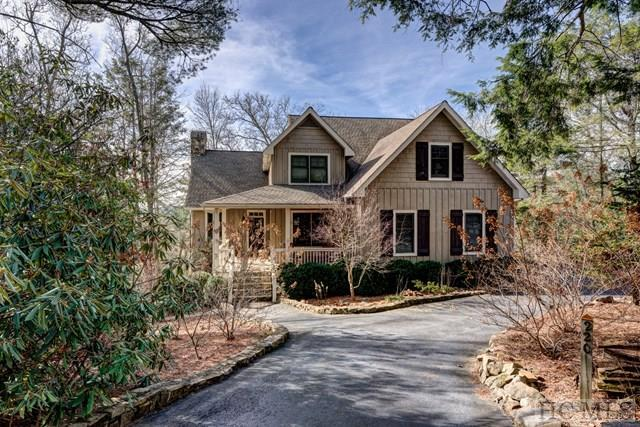 220 Blackberry Lane, Highlands, NC 28741 (MLS #87182) :: Lake Toxaway Realty Co