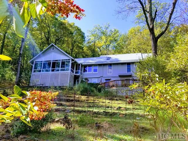 350 Queen Mountain Road, Highlands, NC 28741 (MLS #87219) :: Landmark Realty Group