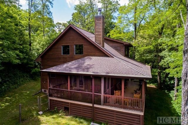 337 Clayson Drive, Cullowhee, NC 28723 (MLS #87231) :: Berkshire Hathaway HomeServices Meadows Mountain Realty