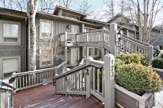 123 Fairway Condos #123, Highlands, NC 28741 (MLS #87293) :: Berkshire Hathaway HomeServices Meadows Mountain Realty