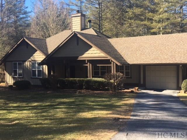 14 Joe Pye Trail, Highlands, NC 28741 (MLS #87425) :: Berkshire Hathaway HomeServices Meadows Mountain Realty